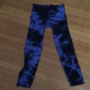 Fun Tie dye Lululemon Pants